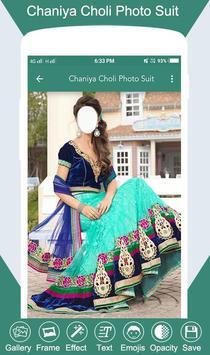 Chaniya Choli Photo Suit screenshot 1
