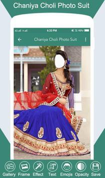 Chaniya Choli Photo Suit screenshot 2