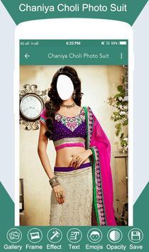 Chaniya Choli Photo Suit screenshot 3