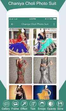 Chaniya Choli Photo Suit screenshot 4