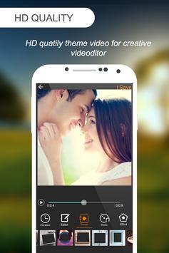 Photo Video Editor With Music screenshot 5