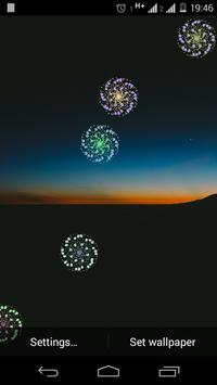Fireworks Live Wallpaper screenshot 6