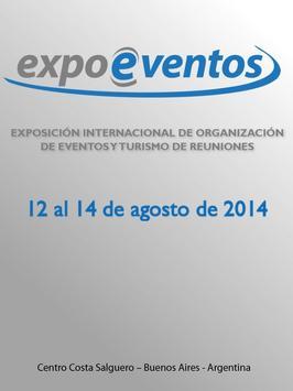 ExpoEventos 2014 poster