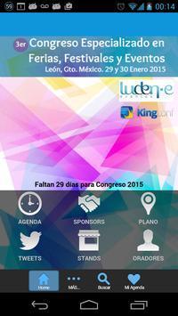 Congreso Especializado 2015 poster