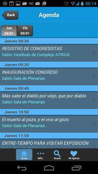 Congreso Especializado 2015 apk screenshot