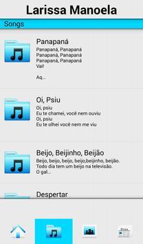 Larissa Manoela Music Full apk screenshot