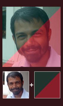 My Bangladesh Flag Photo poster