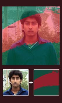 My Bangladesh Flag Photo apk screenshot