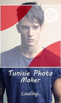 My Tunisia Flag Photo Maker poster