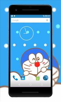 Doracat Wallpaper HD screenshot 1