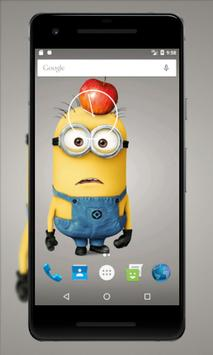 Minions Wallpaper HD screenshot 1