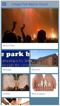 College Park Baptist Church screenshot 4