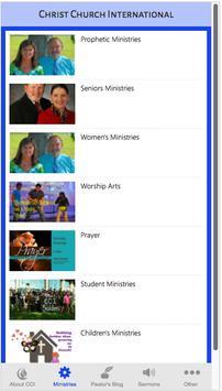 Christ Church International screenshot 1