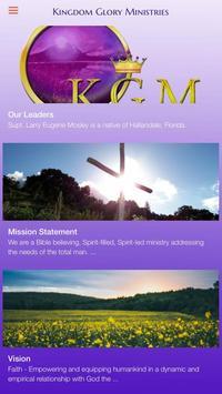 Kingdom Glory Ministries screenshot 1