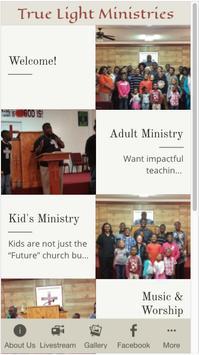 True Light Ministries poster