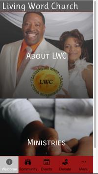 Living Word Church Ohio poster