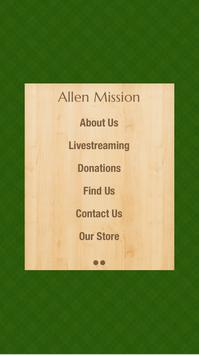 Allen Mission Funeral Home poster