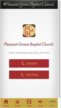Pleasant Grove Baptist Church apk screenshot