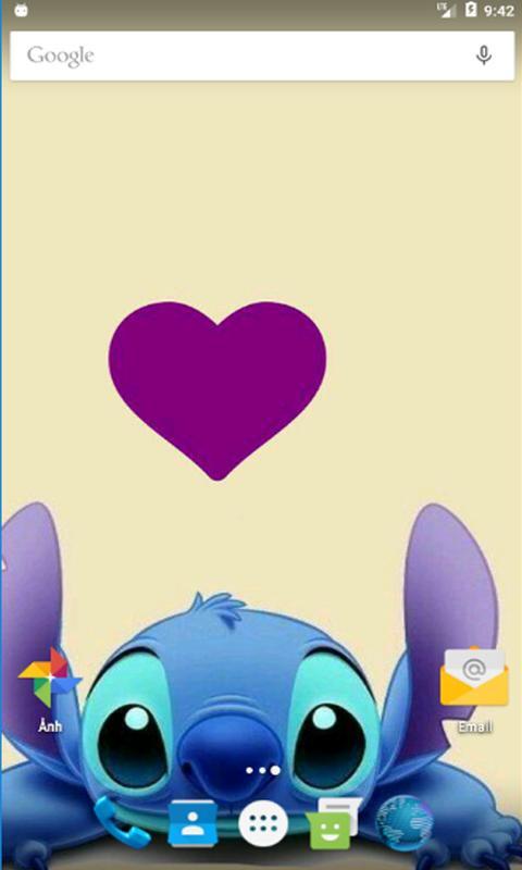 Lilo And Stitch Wallpaper HD Screenshot 1