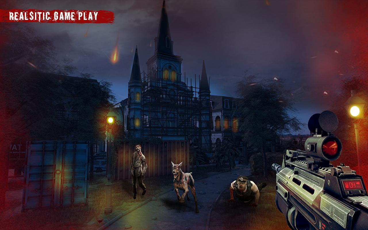 World War Ii Nazi Zombie First Person Shooters 3d For