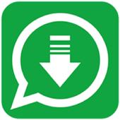 New Status saver for whatsapp icon