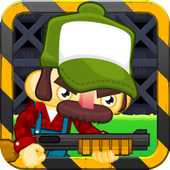 Metal Shooter Super Soldiers icon