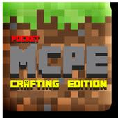 Block Craft MCPE : Explore Fend Grandest Survival icon