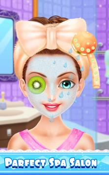 Star Girl Party Makeover Spa, Dressup and Salon poster