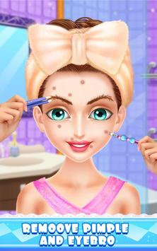 Star Girl Party Makeover Spa, Dressup and Salon apk screenshot