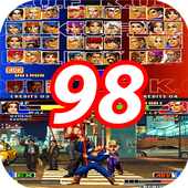 guide the king of fighters 98 kof gratis icon