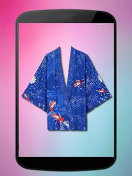 Kimono Dress Photo Editor screenshot 3