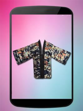 Kimono Dress Photo Editor screenshot 4