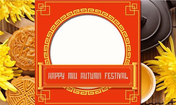 Mid Autumn Festival Photo Frame Maker screenshot 1