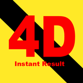 4D Instant Result icon