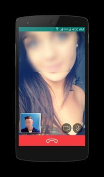 free video call for whatssup apk screenshot