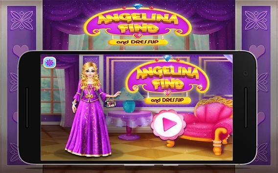 Angelina Find And Dress up screenshot 1