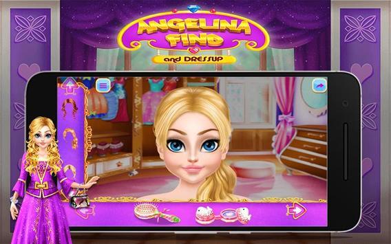 Angelina Find And Dress up screenshot 4