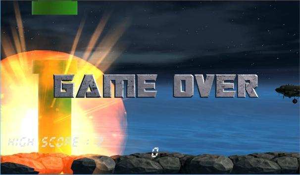 Escape Flappy Airplane apk screenshot