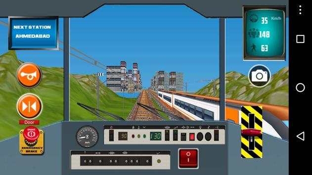 Metro Train Simulator 2021 截图 1