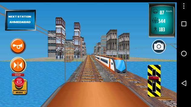 Metro Train Simulator 2021 截图 3