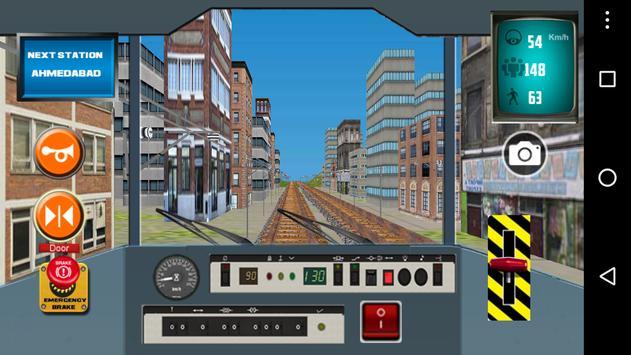 Metro Train Simulator 2021 截图 8