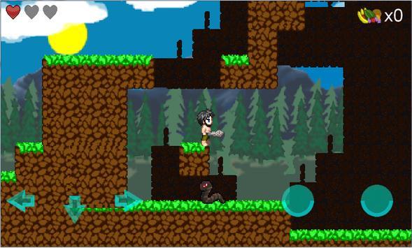 Caveman Survival screenshot 3