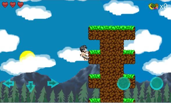 Caveman Survival screenshot 1