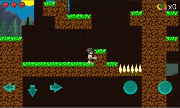 Caveman Survival screenshot 2