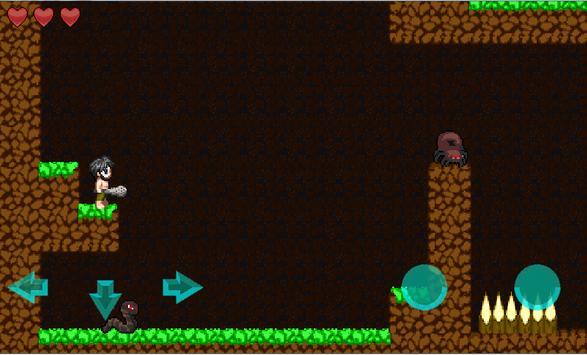 Caveman Survival screenshot 4