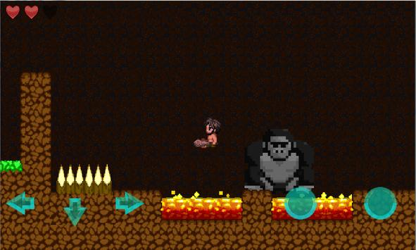 Caveman Survival screenshot 5