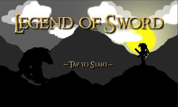 Legend of Sword poster