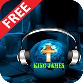 King James AudioBible Free icon