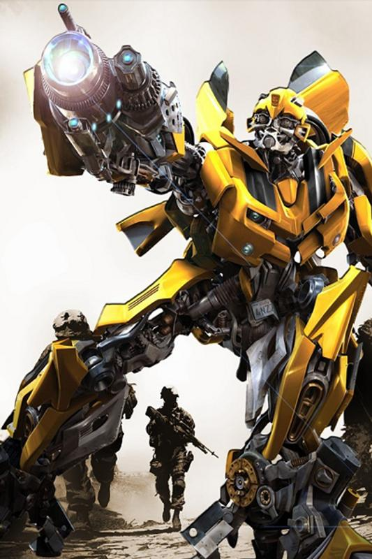 Bumblebee Hd Wallpaper For Android Apk Download
