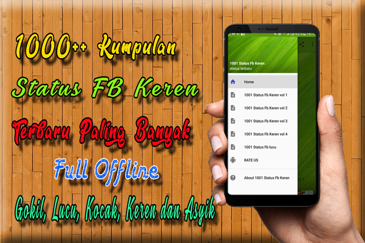 1001 Status Fb Keren Apk 10 Download For Android Download